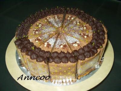 Chocolate Cheese Cake (non-bake)