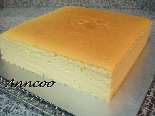 Japanese Sponge Cake Recipe Youtube: Japanese Cotton Cheese Cake