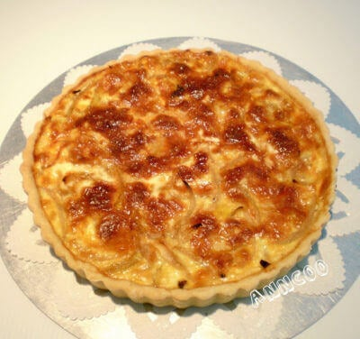 Quiche (Bacon & Onion)