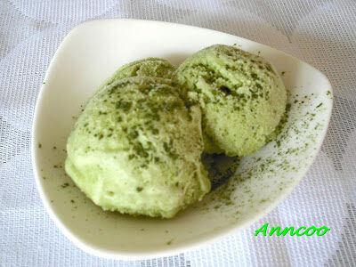 Green Tea Gelato