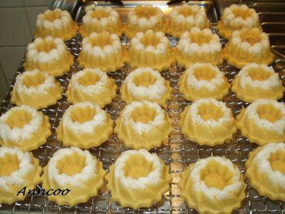 Gula Melaka Sago Chiffon