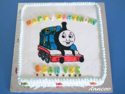 Birthday Cake – Thomas & Friends