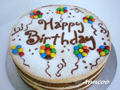 Tiramisu Cake -3