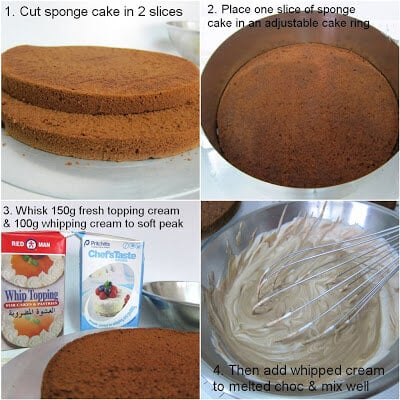 Phoon Huat Cake Recipes