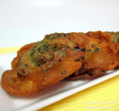 Fried Oyster Cake  炸蚝饼