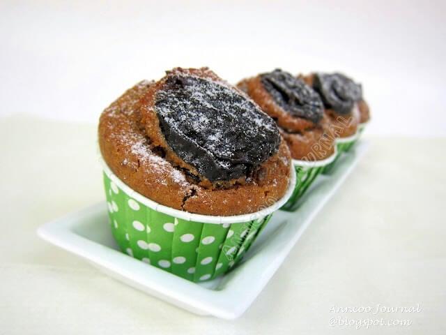 prune cupcakes