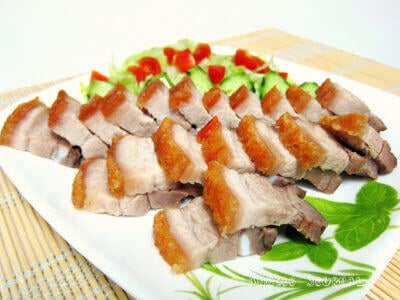 Roasted Pork 烧肉
