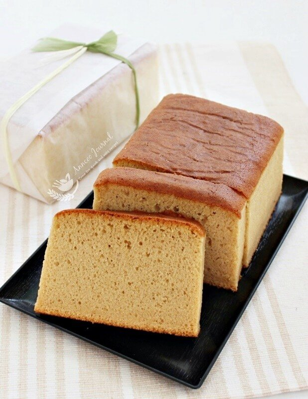Castella Cake Wooden Mould