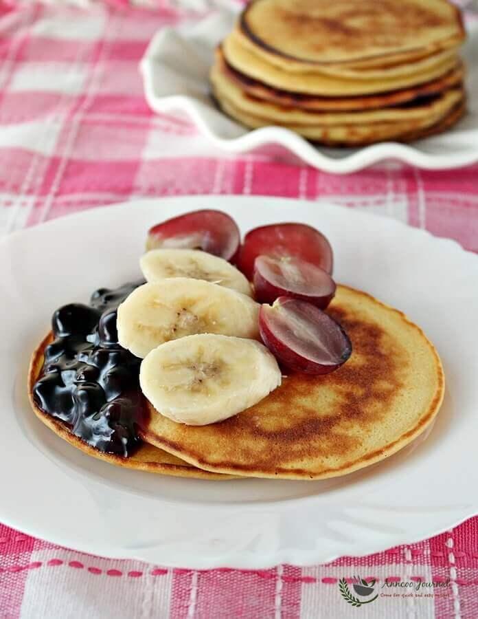 Pancakes without baking powder anncoo journal pancakes without baking powder ccuart Gallery