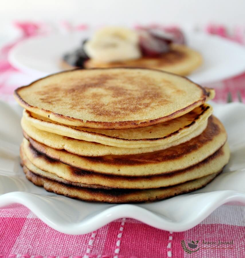 pancakes without baking powder