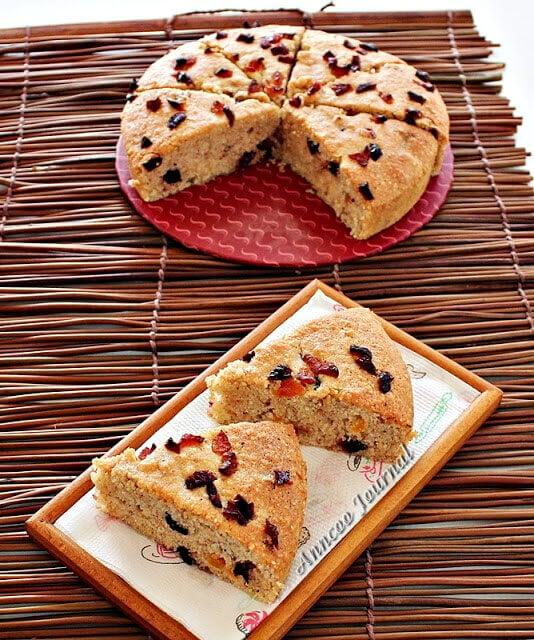 wholemeal cake