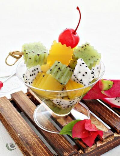 Mixed Fruits Jelly