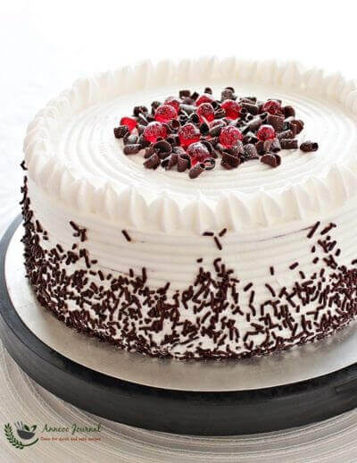 Black Forest Cake – Revisited 黑森林蛋糕