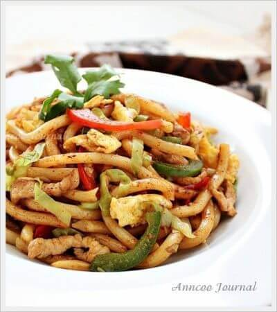 Seah's Spices ~ Fried Udon