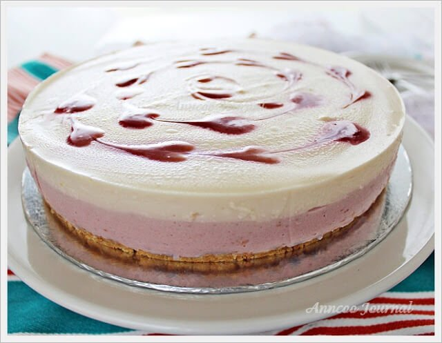 No Bake Cheese Cake With Coo