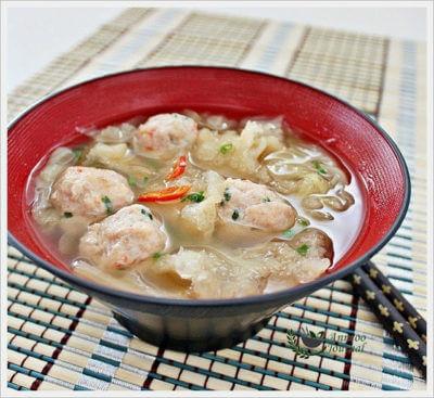 Fish Maw Soup 鱼鳔汤