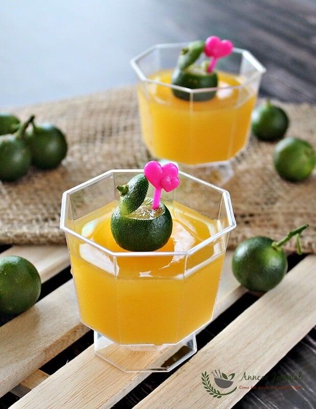 orange lime jelly