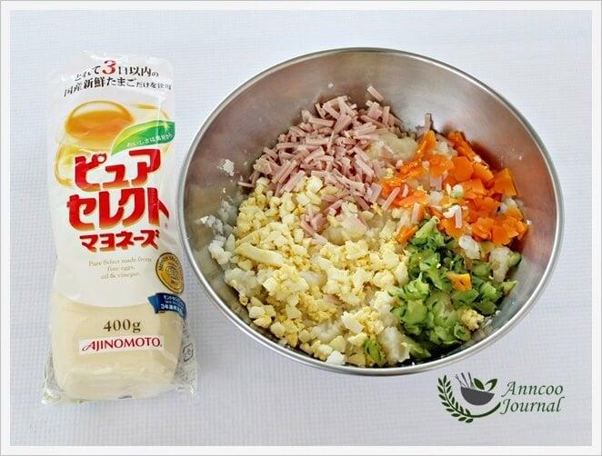 japanese potat salad