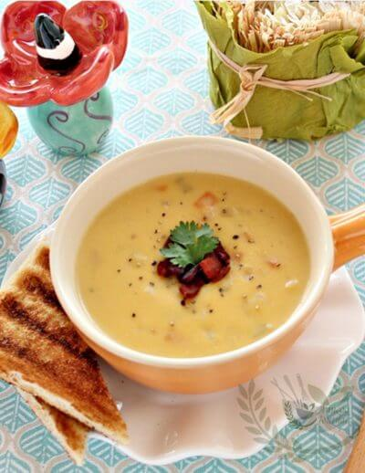 Perfect Potato Soup! (Ree Drummond)