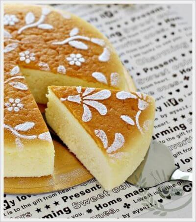 Souffl Ef Bf Bd Cheesecake Japanese Cake Recipe