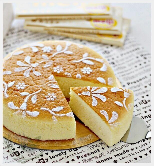 Souffle Cheesecake 081