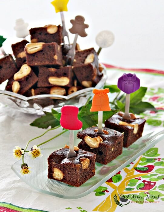 extra low fat brownies