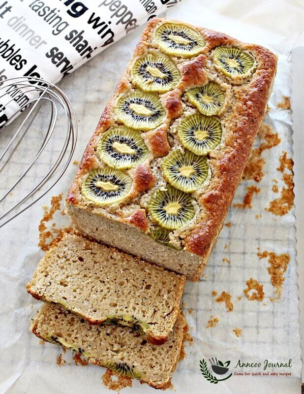 kiwifruit and banana bread curtis stone