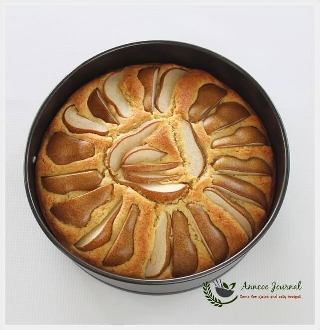 Pearl and Hazelnut cake 022