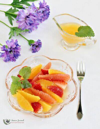 Citrus Fruit Salad 柑橘沙拉