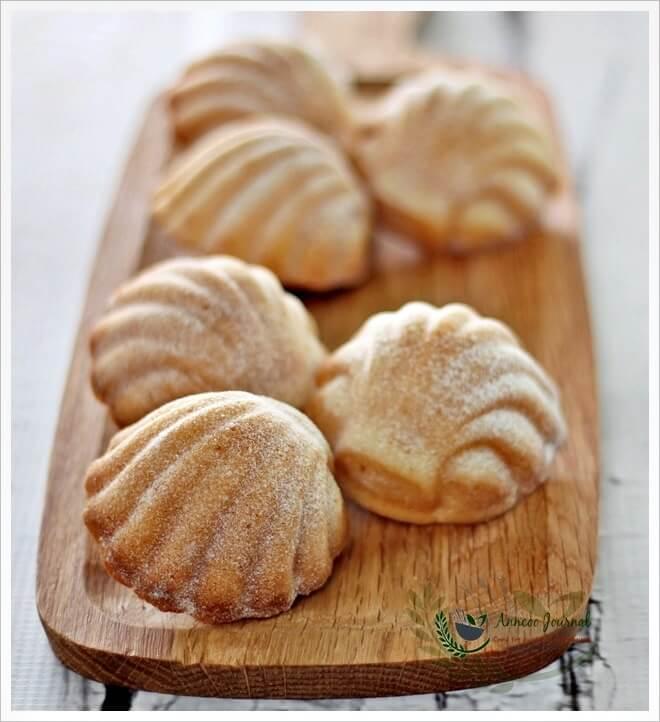 Jap milky madeleines 083