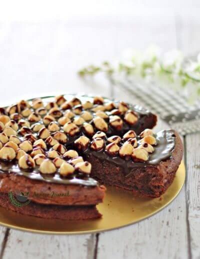 Nutella Cake Nutella巧克力蛋糕