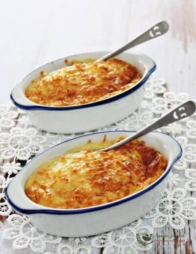 Cheesy Potato 乳酪马铃薯泥