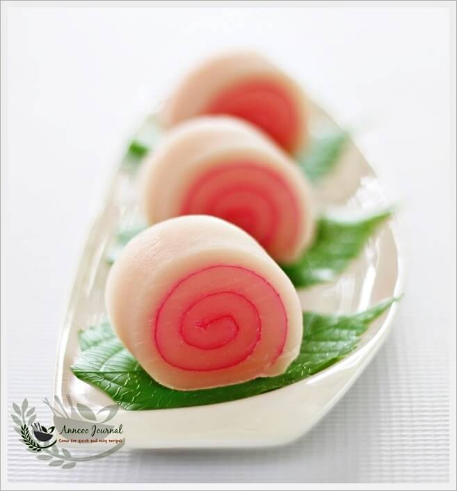 steamed soft cake roll (qq cake)