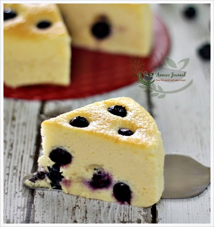 blueberry yoghurt cake 075