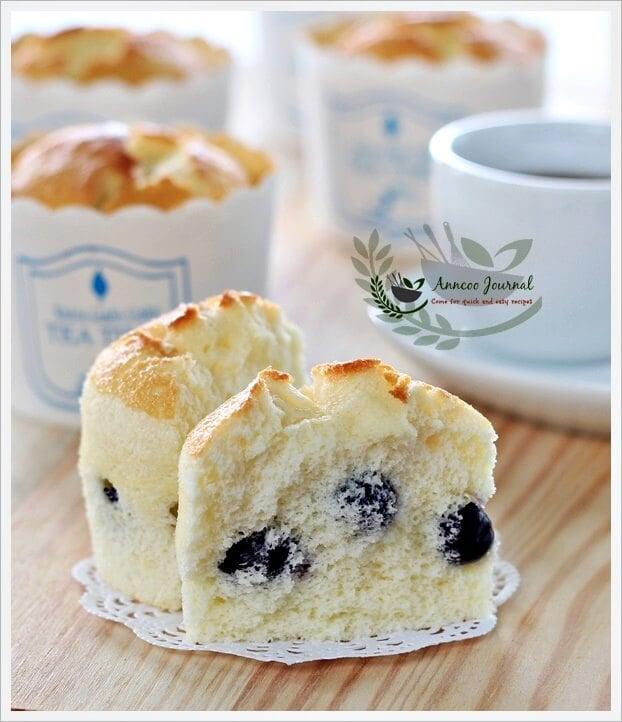 blueberry yoghurt chiffon cake 116