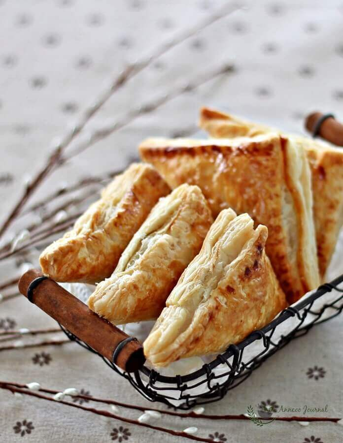 potato curry puffs