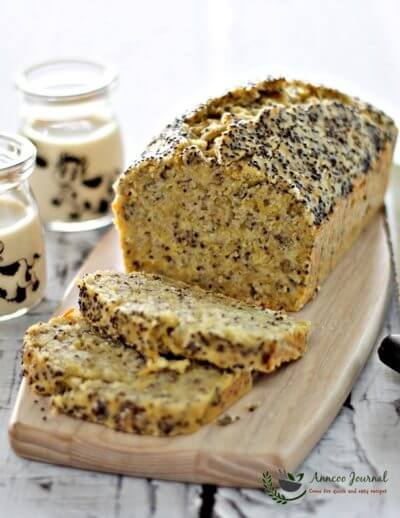Quick Loaf/Bread/Buns Archives - Anncoo Journal