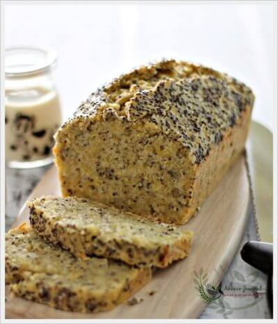 Potato Loaf with Chia Seeds 马铃薯奇异籽面包