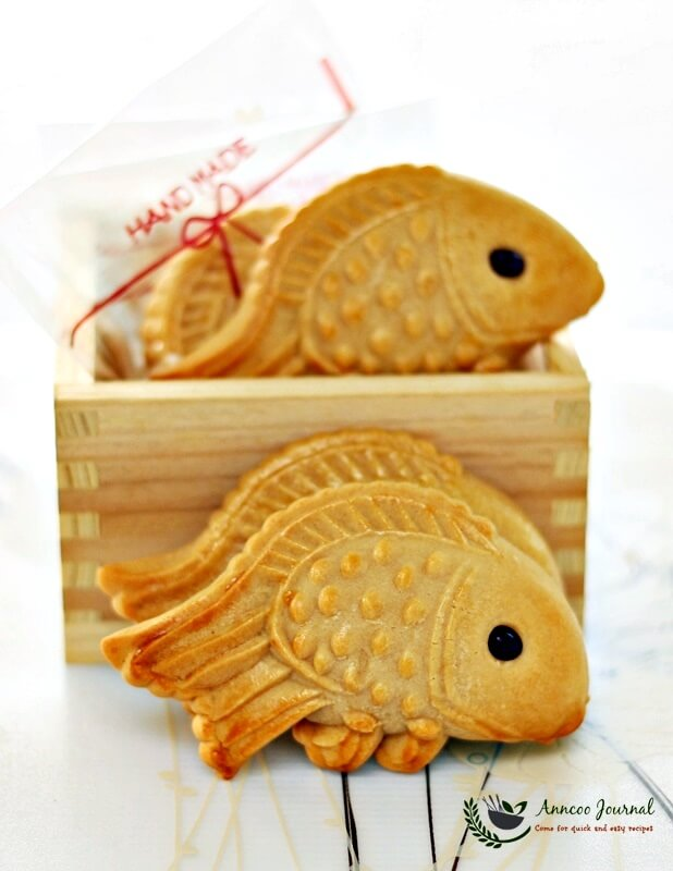 mooncake biscuits