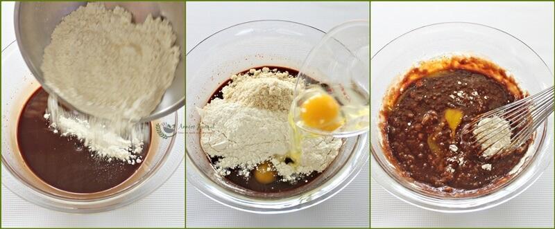 nutella mud cake 2