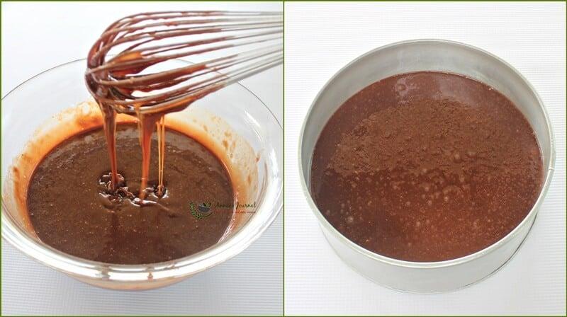 nutella mud cake 3