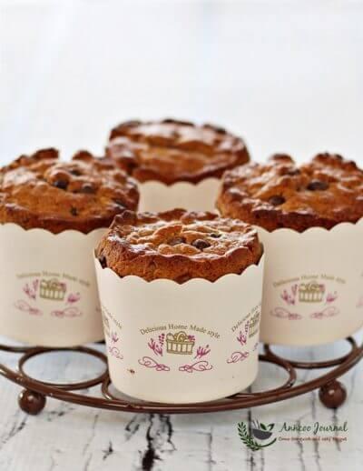 Double Chocolate Muffins 双料巧克力玛芬