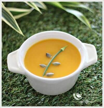 Pumpkin Soup 南瓜汤