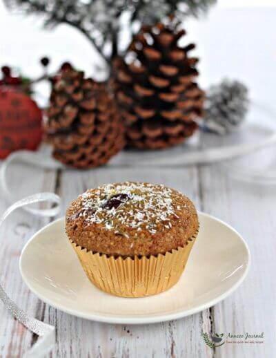 Gluten-Free Berry Cupcakes 杂梅果杯子蛋糕