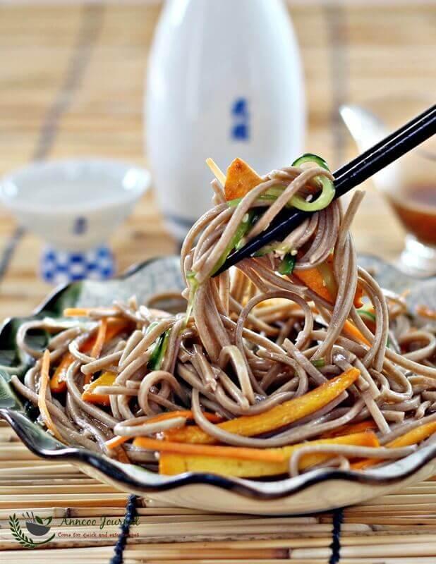 japanese tofu noodles