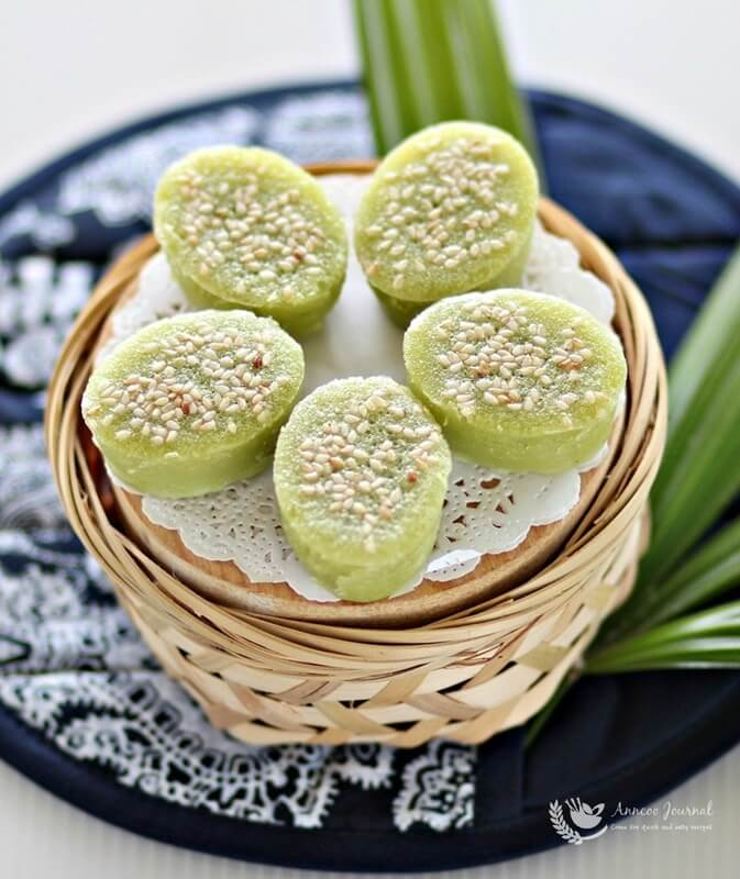 kuih-bakar-pandan-baked-pandan-cake-019