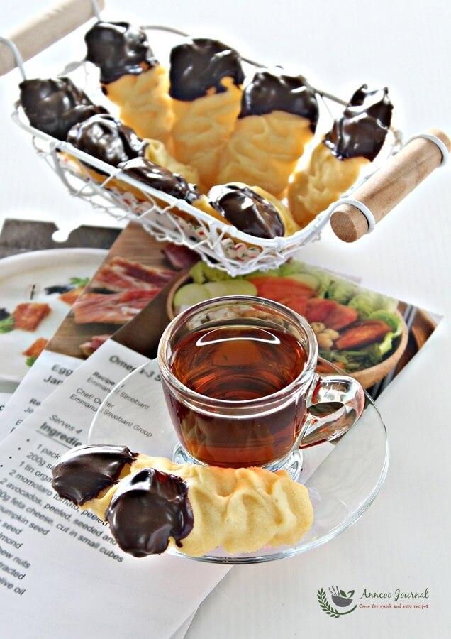 Viennese Biscuits 维也纳饼干 Anncoo Journal