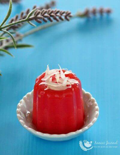 Watermelon Jelly 西瓜果冻