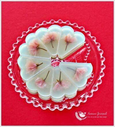 Sakura Jelly 樱花果冻