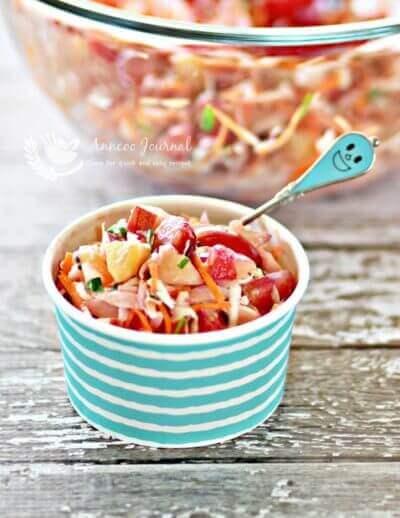 Colourful Salad 缤纷莎拉